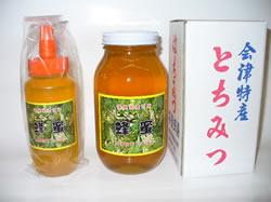 会津特産蜂蜜