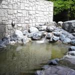 山桜露天風呂